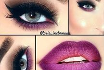 make up, nails & hair / by romy fiume