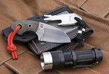 EDC Everyday Carry / Items usually small, that are worn or carried by a person on a daily basis for use in everyday tasks.