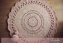 Trapillo - Larala, lovely things / Handmade rug Alfombra hecha a mano