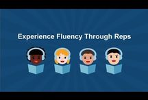 Motion Graphics / Be on your way to fluency with our learning methods and tips!