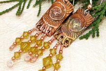 Shadow Dog Designs Handmade Jewelry on ArtFire / My handmade jewelry on ArtFire (:
