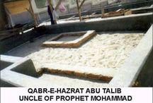 Hz. Ebu Talip in mezarı