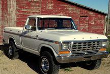 Ford Trucks & Broncos