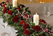 Noel masaları