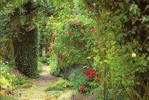 Секретные сады