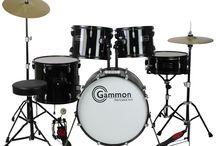 Drum Sets / Gammon Drum Sets