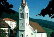 Ma région d'enfance / Renan (jura bernois, Suisse)