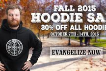 Catholic Hoodies / Our Catholic hoodies and sweatshirts are a comfortable fit for any season. Each hoodie is printed with a bold Catholic message and features both modern and traditional design elements. Wear your faith on your sleeve with unique hoodies that make a statement from Catholic to the Max.