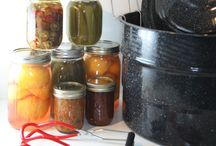 Canning, Preserving, Dehydrating / How to can just about anything! Recipes for canning, preserving, dehydrating food at home to enjoy later on or for gift giving