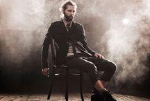 Editorial Fashion Shot - Men's / by Pichamon Visessan