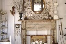 fireplaces reclaimed recycled