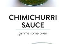 Dips, sauces, marinades and things......