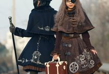 Steampunk!! / Gears, gadgets and goggles, oh my!!!! / by Celeste N