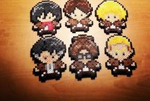 Beads - Attack on Titans