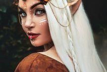 Cosplay: Elfes et fées