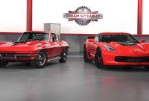 Win a Corvette!