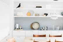 Spaces | Hannah's Home Inspiration / Looks and ideas that inspired Hannah's home renovation.
