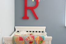 nursery inspiration / by Jess McClenahan