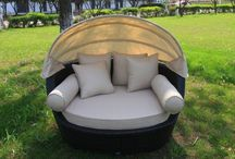 Rattan Day Beds UK / Buy high quality rattan day bed in Essex, UK.