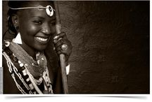 DUO and BW Photography  #4 / Wildlife, landscapes and portraits in AFRICA