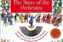 Book List: Music / Books about music, instruments, and musicians  | homeschool and classroom libraries | unit study | Unschooling | Homeschooling