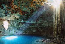 Paradise spots / Bucket list places