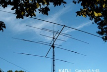 Ham Radio and Such Stuff / My life-long hobby. / by Richard Moser