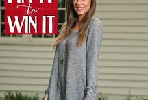 Contest Time!! / by The Mint Julep Boutique