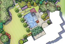 Home Landscape Master Plans / A master plan is an essential early step in creating a beautiful and functional yard and garden.