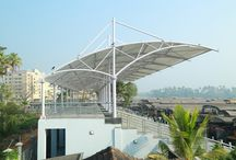Stadium Tensile Structures Manufacturers in Malaysia / We TI Tensile Structures known for expertise solutions in Designing, Patterning, Installation of Stadium Tensile Structures. We also Experienced Manpower Services for Tensile Membrane Fabrication. Also known for Stadium canopy and  Spectator sitting area coverage.