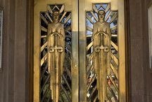 Art Deco Architecture & other Deco items / by Steve Alter