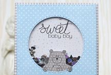 Baby and Kids cards and tags