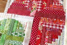 Srub patchwork