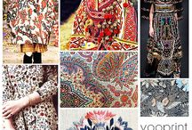 Fashion Prints AW 16/17 / Forecasting