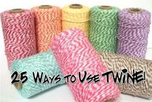 Bakers Twine / Bakers Twine