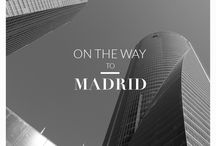 ON THE WAY TO MADRID AW2017/2018