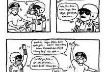 Masdimboy / Comic Strip from Adimas Bayu