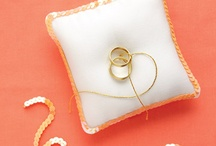 ring pillows / by Valley Flora