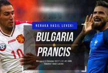 Prediksi Bulgaria vs Prancis Kualifikasi Piala Dunia 2018