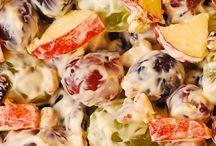 Fruit recipies