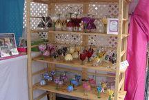 Craft Show Displays / by Taraysa Lockwood