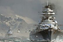 War I & II