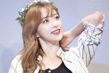 I Love EXID ⚠ / EXID:  Active: 2012-//// Debut date: 16.02.2012  Members: Solji - 10.01.1989 (28) LE - 10.12.1991 (26) Hani - 01.05.1992 (25) Hyerin - 23.08.1993 (24) Junghwa - 08.05.1995 (22)  Former members: Dami - 08.12.1990 (27) Yuji - 02.01.1991 (26) Haeryung - 11.11.1994 (23)