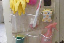 Bathroom Organization / by Elizabeth Buergler