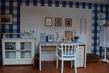Pracovna - Workroom / Pracovna - Workroom