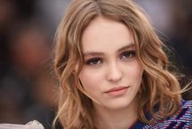 Actrice Lily-rose Depp