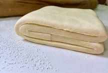 Les pâtes de base