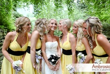 Bridal Party Posing and Inspiration