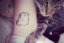 :: TATTOO // Cat