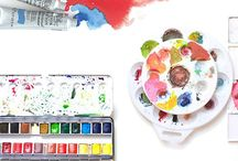 Water Colors for Beginners